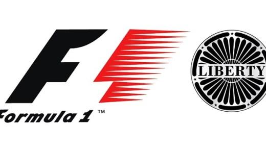 F1 Dibeli Liberty Media