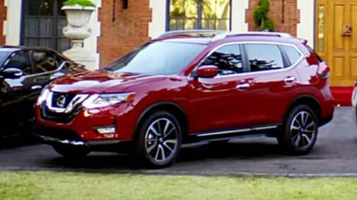 Nissan X-Trail 2017 Facelift - Nissan Rouge