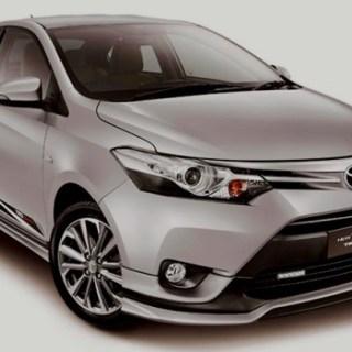 Toyota Vios facelift 2017 Indonesia - TRD Sportivo
