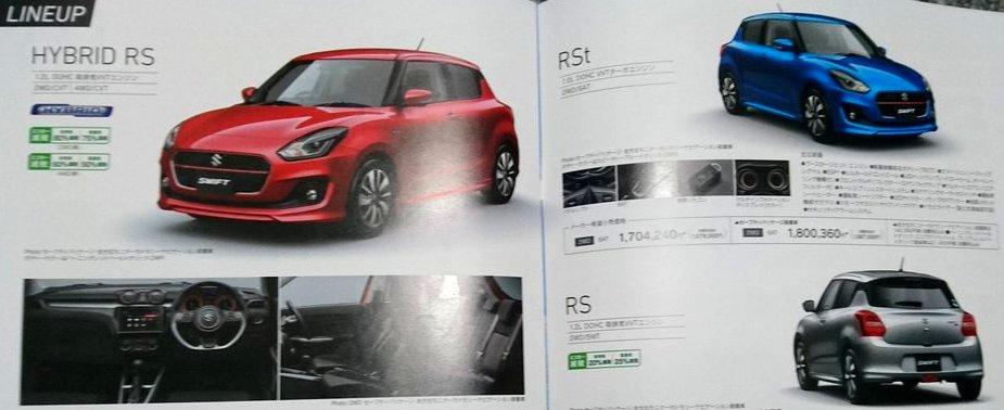 2017-Suzuki-Swift-RS-model