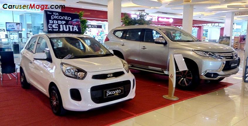 Dealer Harga Mobil Mitsubishi MIRAGE GLX 1.2 MT di Jakarta ...
