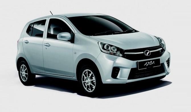 Toyota Agya Facelift Konsep