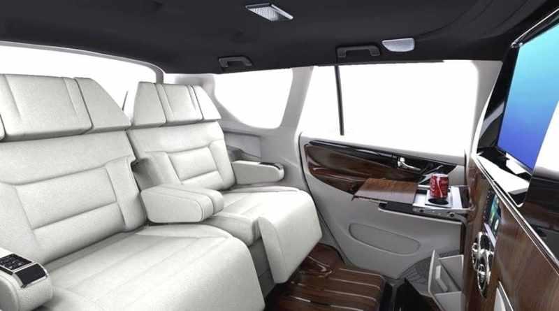 Modifikasi Interior Innova Semewah Jet Pribadi