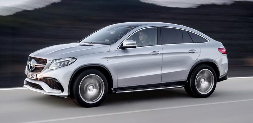 Shah rukh Khan beri Salman Khan hadiah Mercedes AMG GLE43 4Matic Coupe