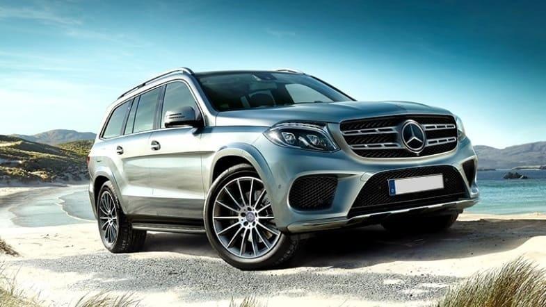 Daftar harga SUV Mercedes Benz Indonesia