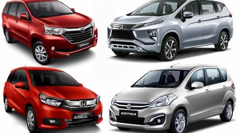 Perbandingan Mesin Mitsubishi Xpander vs Avanza Mobilio Ertiga Livina