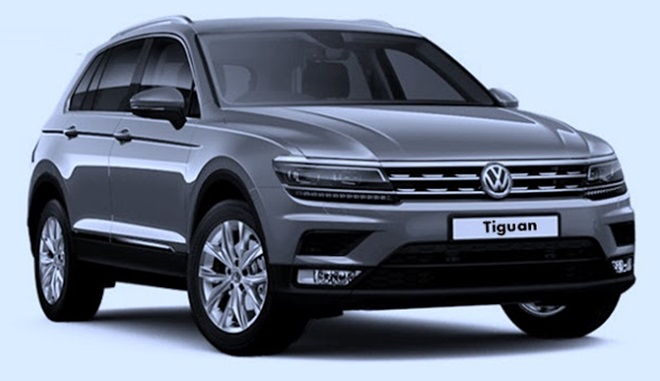 100 Volkswagen New Tiguan sold-out di GIIAS 2017