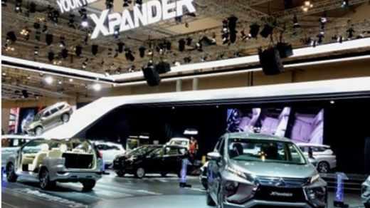 Xpander terlaris di GIIAS 2017