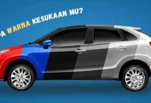Warna Suzuki Baleno Hatchback Indonesia 2017