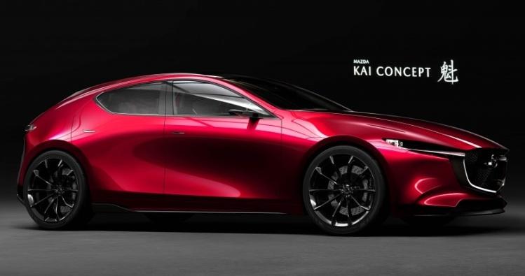 Mazda Kai Concept - Tokyo Motor Show 2017