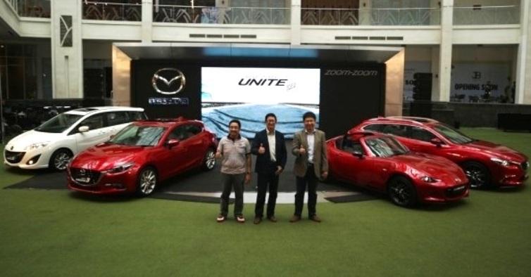 Peluncuran 4 mobil baru Mazda 2017 - EpiWalk