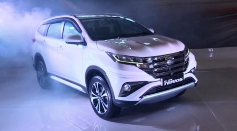 Daihatsu All New Terios 2018 Diluncurkan