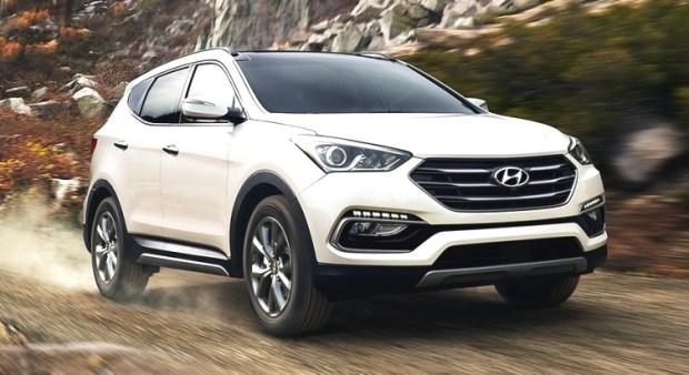 Hyundai Santa Fe Generasi ke-3 Facelift