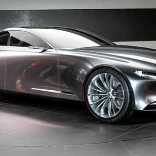 Mazda Vision Coupe Concept 2017