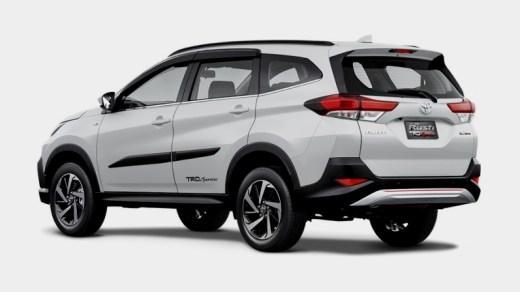 Spesifikasi Toyota All New Rush 2018