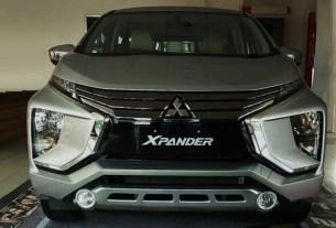 Harga Mitsubishi Xpander 2018 naik