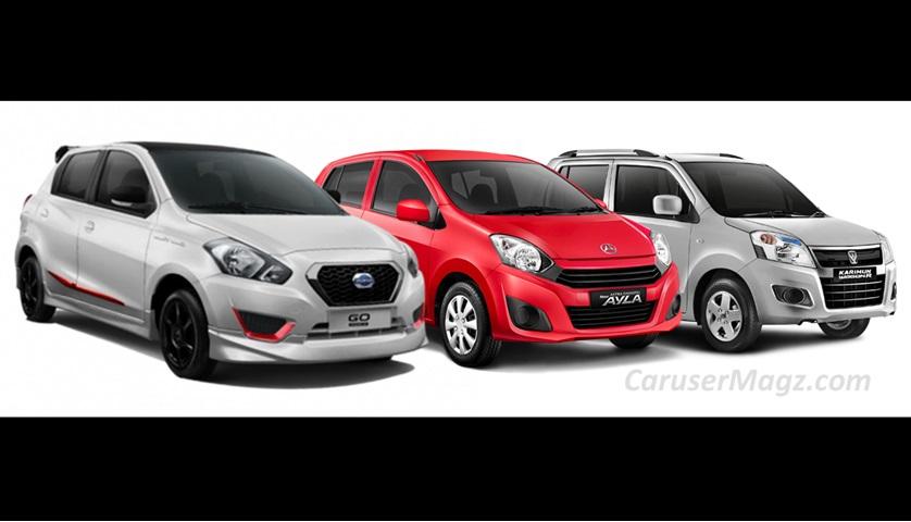 Mobil Baru Harga 100 Jutaan di Indonesia