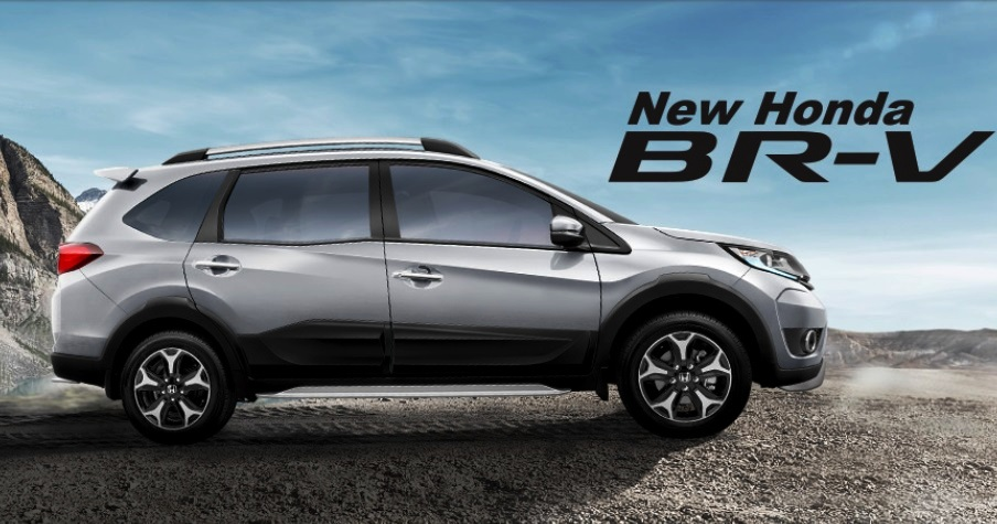 Honda BR-V 2018 Minor Change - Indonesia