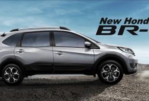 Honda BR-V 2018 Minor Change - Indonesia