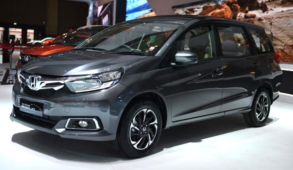 Honda Mobilio Special Edition 2018 Indonesia - IIMS 2018