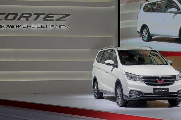 Wuling Cortez 1.5 Indonesia 2018