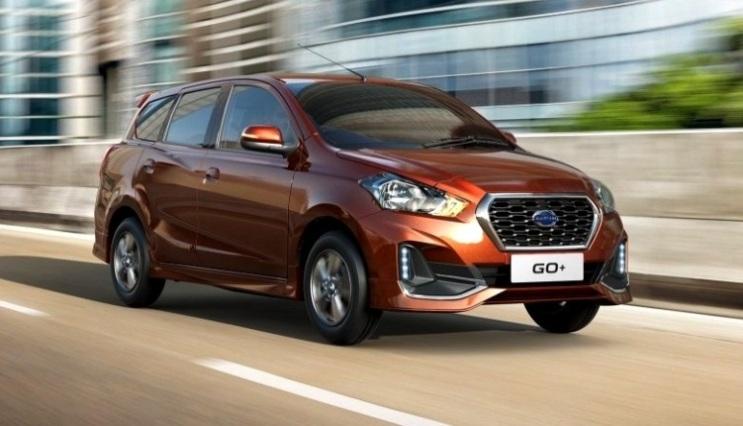 Datsun Go+ Facelift 2018