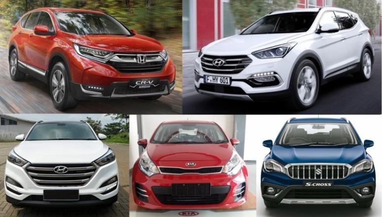 Mobil favorit Indonesia 2017 versi CaruserMagz
