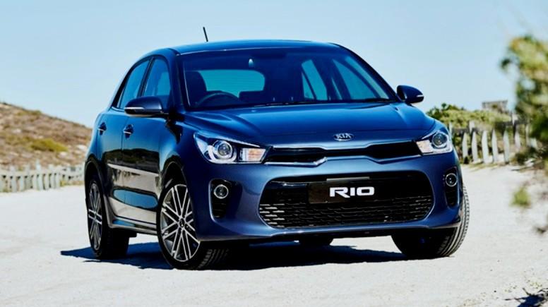 KIA All New Rio Gen-4 - Penjualan Kia Rio 2018 makin sedikit