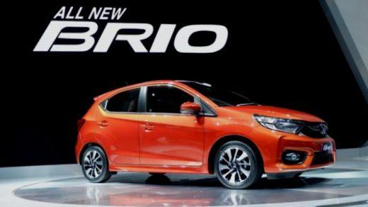 All New Honda Brio 2018 - Generasi ke-2
