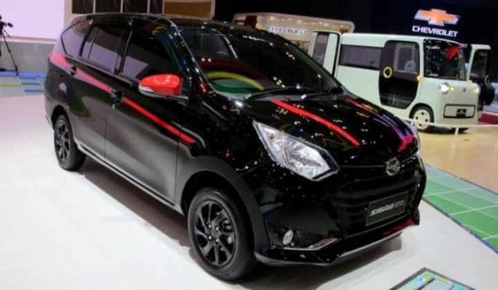 Daihatsu Sigra Special Edition - GIIAS 2018