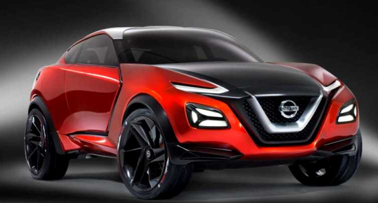 Nissan Juke Generasi kedua
