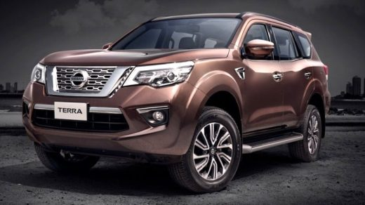 Review Nissan Terra Indonesia