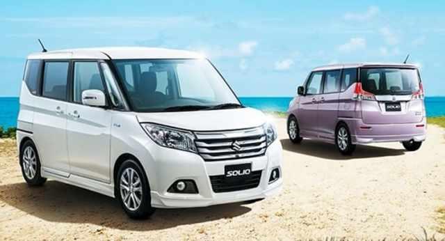 Suzuki Solio - Karimun WagonR MPV 7-Seater