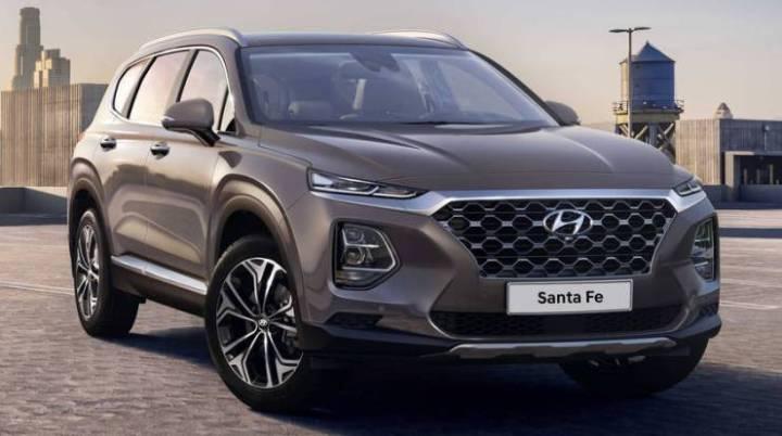 Hyundai Santa Fe - Mobil paling nyaman di Indonesia