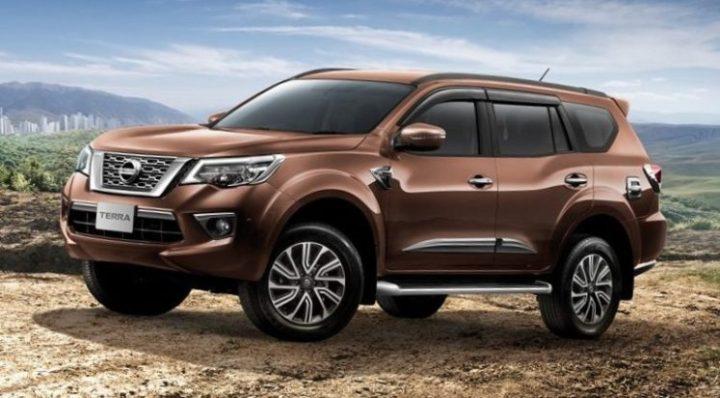 Nissan Terra - Mobil paling nyaman di Indonesia