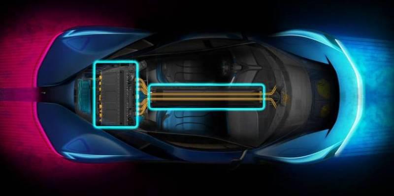 Pininfarina PF0 - Powertrain Teaser