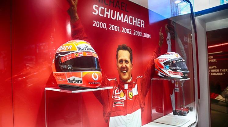 Museum Ferrari gelar michael_50 - Ulang Tahun Michael Schumacher