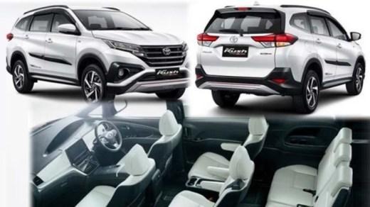 Performa dan Fitur Toyota Rush 2018