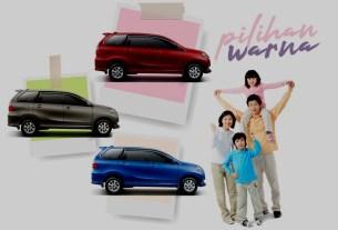Pilihan Warna Daihatsu Xenia Facelift 2019