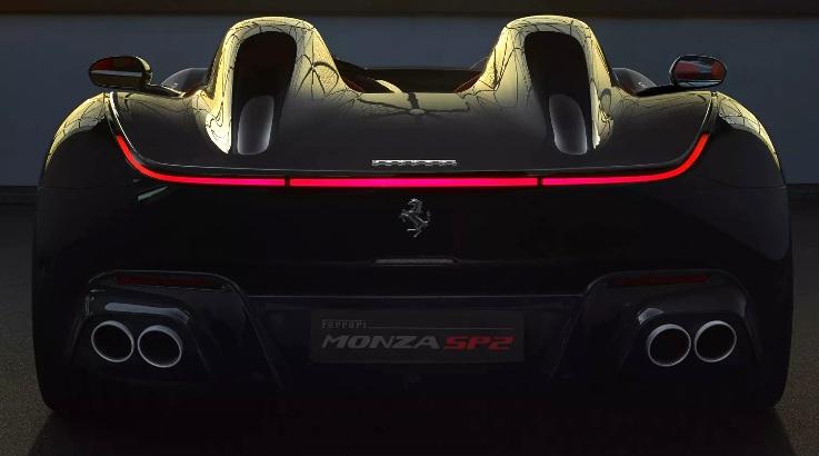 Mobil Supercar Tercantik Dunia 2018 - Ferrari Monza SP2
