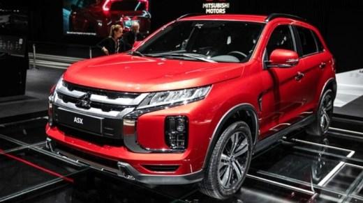Mitsubishi Outlander Sport 2020 - Eksterior Depan