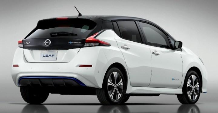 Nissan Leaf hadir di Indonesia 2020 - Mobil Listrik