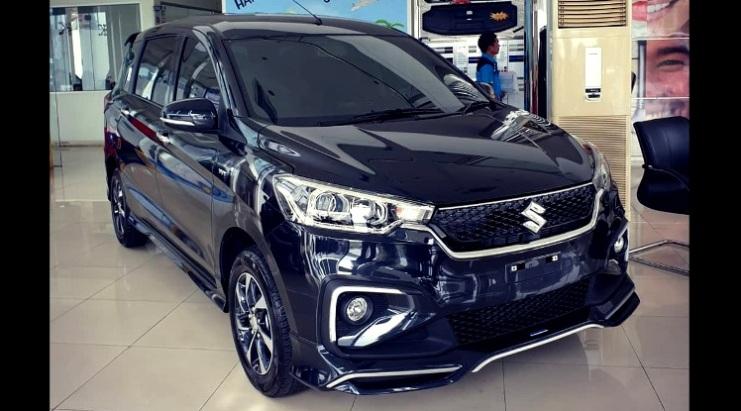 Plus-minus Suzuki Ertiga Sport 2019