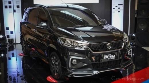 Suzuki Ertiga Sport Diskon Harga