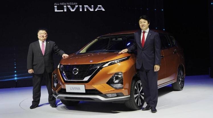 Warna Nissan Livina 2019 - Orange jadi Hero Color