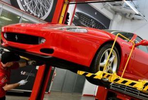 Ferrari Premium Service for Loyal Customers