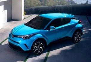Toyota C-HR Hybrid Indonesia 2019 Diluncurkan 22 April