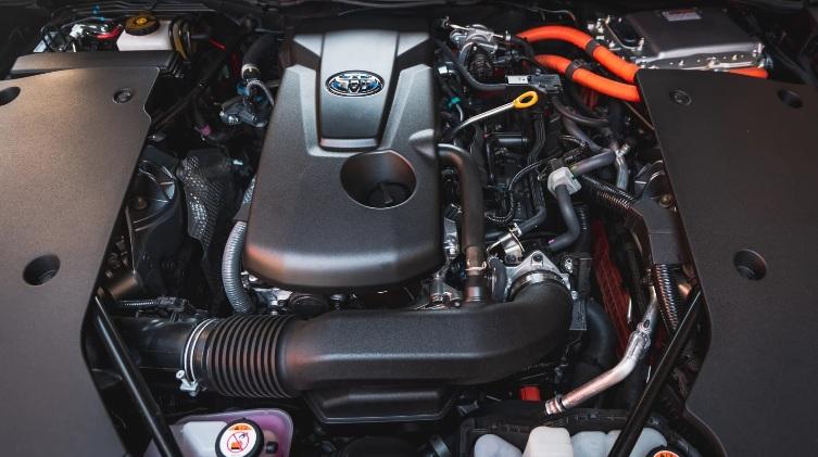 Toyota Crown 2.5 HV G-Executive - Spesifikasi Mesin