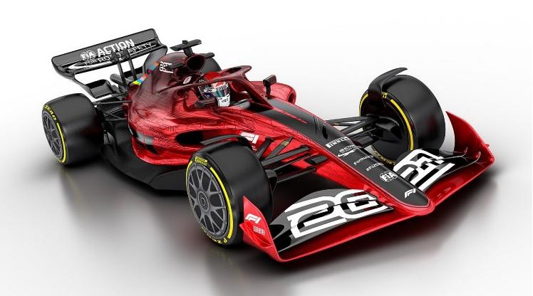 Aturan F1 2021 - Mobil Balap F1 2021 Lebih Cantik berkat aturan baru