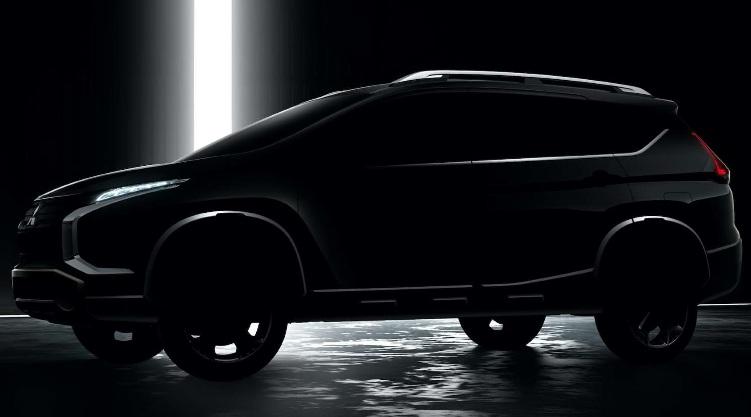 Siluet Xpander Cross - Mitsubishi New Crossover MPV